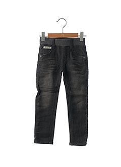 Pantalon casual noir JEAN BOURGET pour enfant