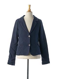 Veste chic / Blazer bleu JEAN BOURGET pour fille