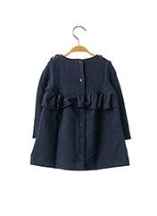 Robe mi-longue bleu JEAN BOURGET pour fille seconde vue