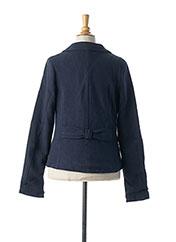 Veste chic / Blazer bleu JEAN BOURGET pour fille seconde vue