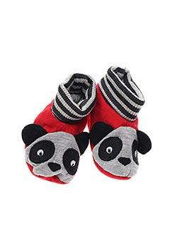 Chaussons/Pantoufles rouge CATIMINI pour enfant