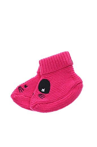 Chaussons/Pantoufles rose CATIMINI pour enfant