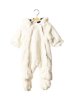 Combi-pantalon beige CATIMINI pour enfant