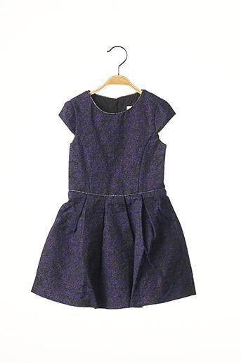 Robe mi-longue bleu CATIMINI pour fille