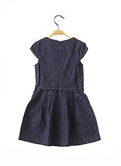 Robe mi-longue bleu CATIMINI pour fille seconde vue