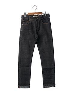 Jeans coupe slim noir CATIMINI pour enfant