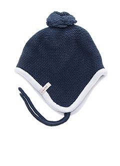 Bonnet bleu ESPRIT pour garçon