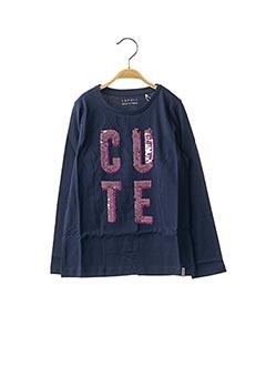 T-shirt manches longues bleu ESPRIT pour fille