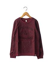 Sweat-shirt rouge ESPRIT pour fille seconde vue
