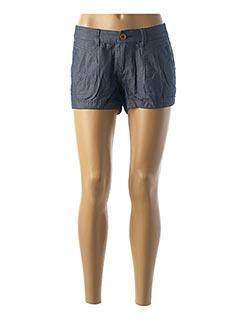 Produit-Shorts / Bermudas-Femme-TIMEOUT