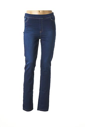 Jegging bleu COWEST pour femme