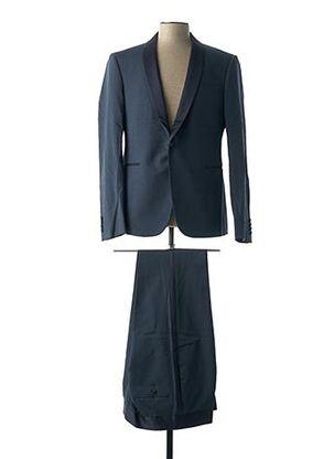 Costume de cérémonie bleu ARMANI pour homme