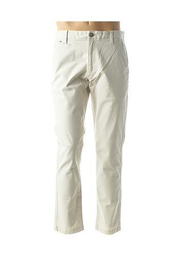 Pantalon casual beige ARROW pour homme
