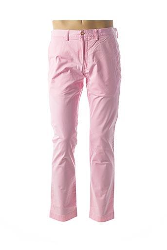 Pantalon casual rose RALPH LAUREN pour homme