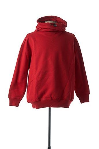 Sweat-shirt rouge DIESEL BLACK GOLD POUR LE PRINTEMPS pour homme