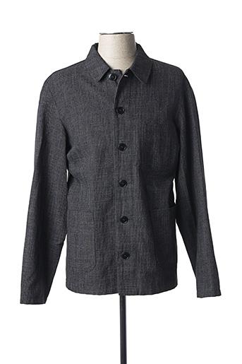 Veste casual gris AGNES B pour homme