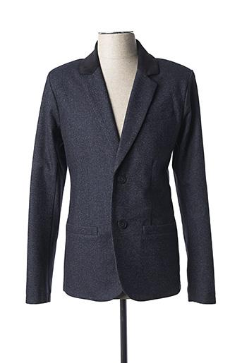 Veste chic / Blazer bleu AGNES B pour homme