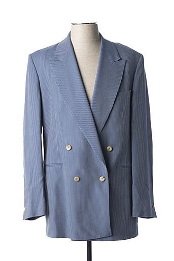 Veste chic / Blazer bleu E.TAUTZ pour homme