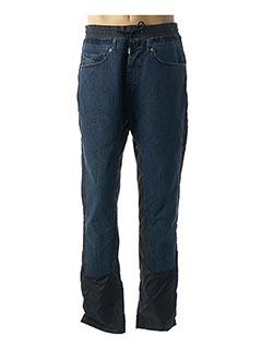 Jeans coupe droite bleu DIESEL BLACK GOLD POUR LE PRINTEMPS pour homme
