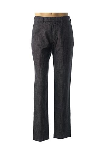 Pantalon chic noir AGNES B pour homme