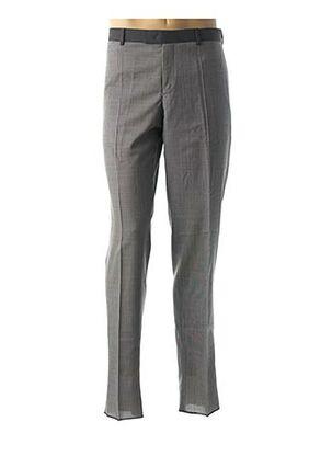 Pantalon chic gris ARMANI pour homme