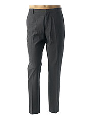 Pantalon chic gris SELECTED pour homme seconde vue