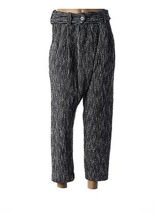 Pantalon 7/8 noir BY MALENE BIRGER pour femme