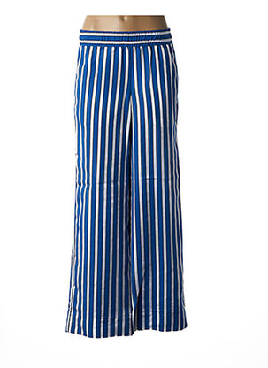Pantalon chic bleu BY MALENE BIRGER pour femme
