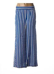 Pantalon chic bleu BY MALENE BIRGER pour femme seconde vue