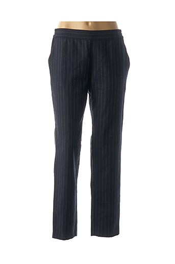 Pantalon chic bleu HARRIS WILSON pour homme