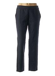 Pantalon chic bleu HARRIS WILSON pour homme seconde vue