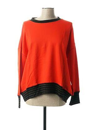 Sweat-shirt rouge BY MALENE BIRGER pour femme