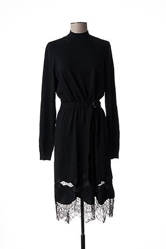 Robe pull noir NINA RICCI pour femme