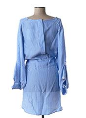 Tunique manches longues bleu BY MALENE BIRGER pour femme seconde vue