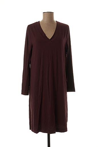 Chemise de nuit rouge HANRO pour femme