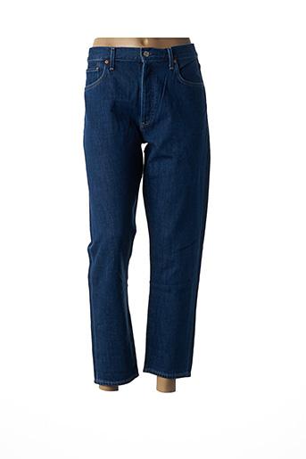 Jeans coupe large bleu CITIZENS OF HUMANITY pour femme
