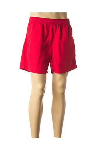 Short rouge RALPH LAUREN pour homme