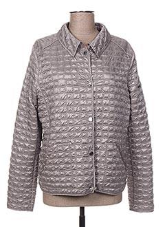 Veste casual gris BARONIA pour femme