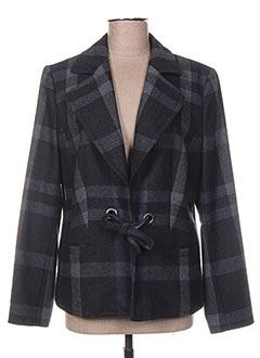 Veste chic / Blazer gris CAVITA pour femme