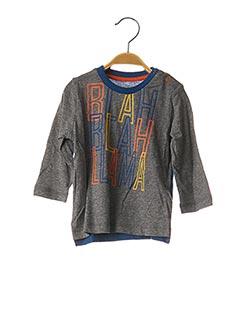 T-shirt manches longues gris ESPRIT pour garçon