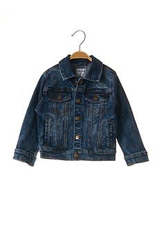 Veste en jean bleu MAYORAL pour enfant