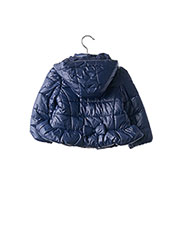 Doudoune bleu ORIGINAL MARINES pour fille seconde vue