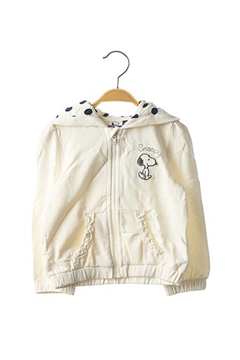 Veste casual blanc ORIGINAL MARINES pour fille
