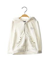 Veste casual blanc ORIGINAL MARINES pour fille seconde vue