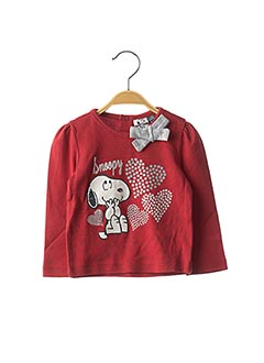Produit-T-shirts-Fille-SNOOPY