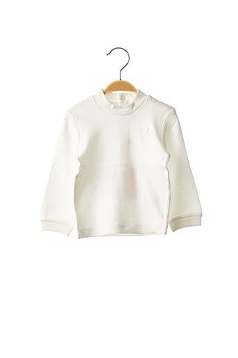 T-shirt manches longues blanc ORIGINAL MARINES pour enfant