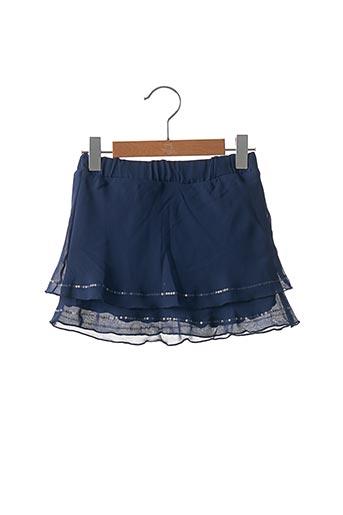 Jupe mi-longue bleu ORIGINAL MARINES pour fille