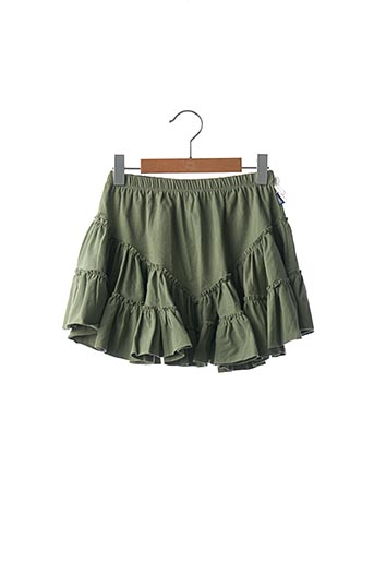 Jupe mi-longue vert ORIGINAL MARINES pour fille