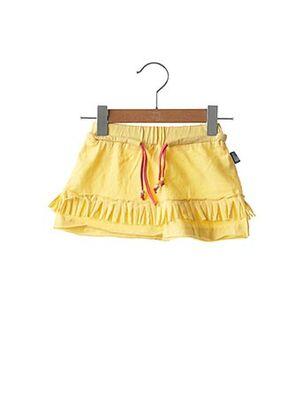 Jupe mi-longue jaune ORIGINAL MARINES pour fille