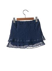 Jupe mi-longue bleu ORIGINAL MARINES pour fille seconde vue